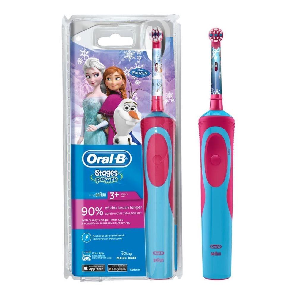 Уход за зубами ребенка, или как правильно выбрать электрическую зубную щетку