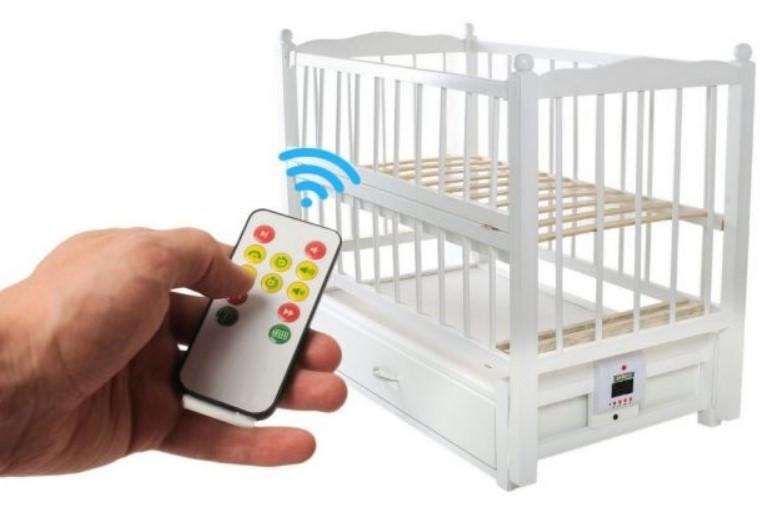Габариты кровати для новорождённого: секреты выбора