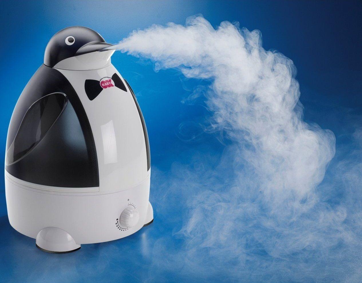 Как добиться идеальной влажности воздуха