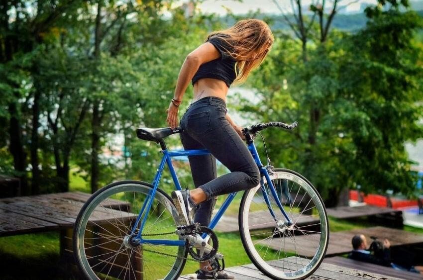 Какие велосипеды советуют выбирать девушкам эксперты