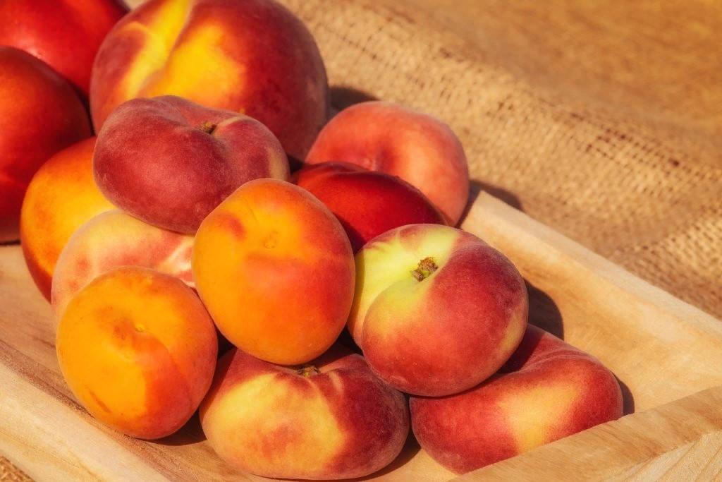 Как научиться легко и быстро выбирать вкусные персики