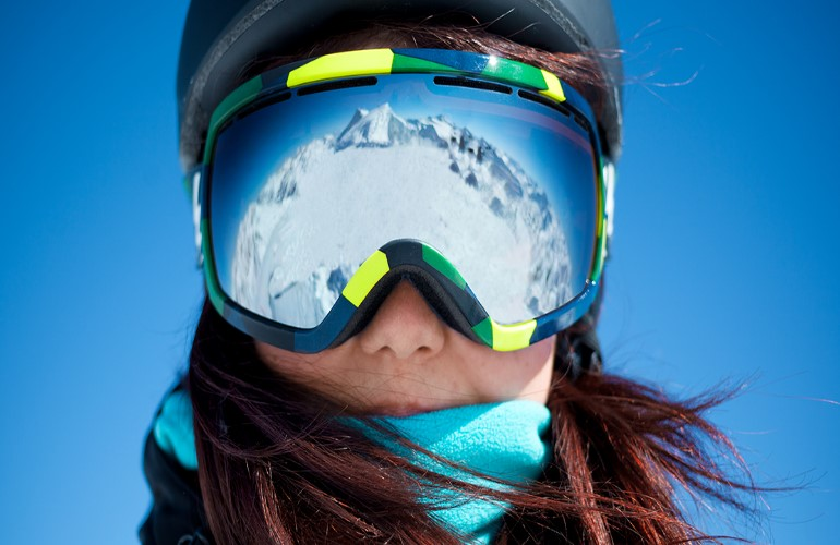 Особенности выбора горнолыжной маски
